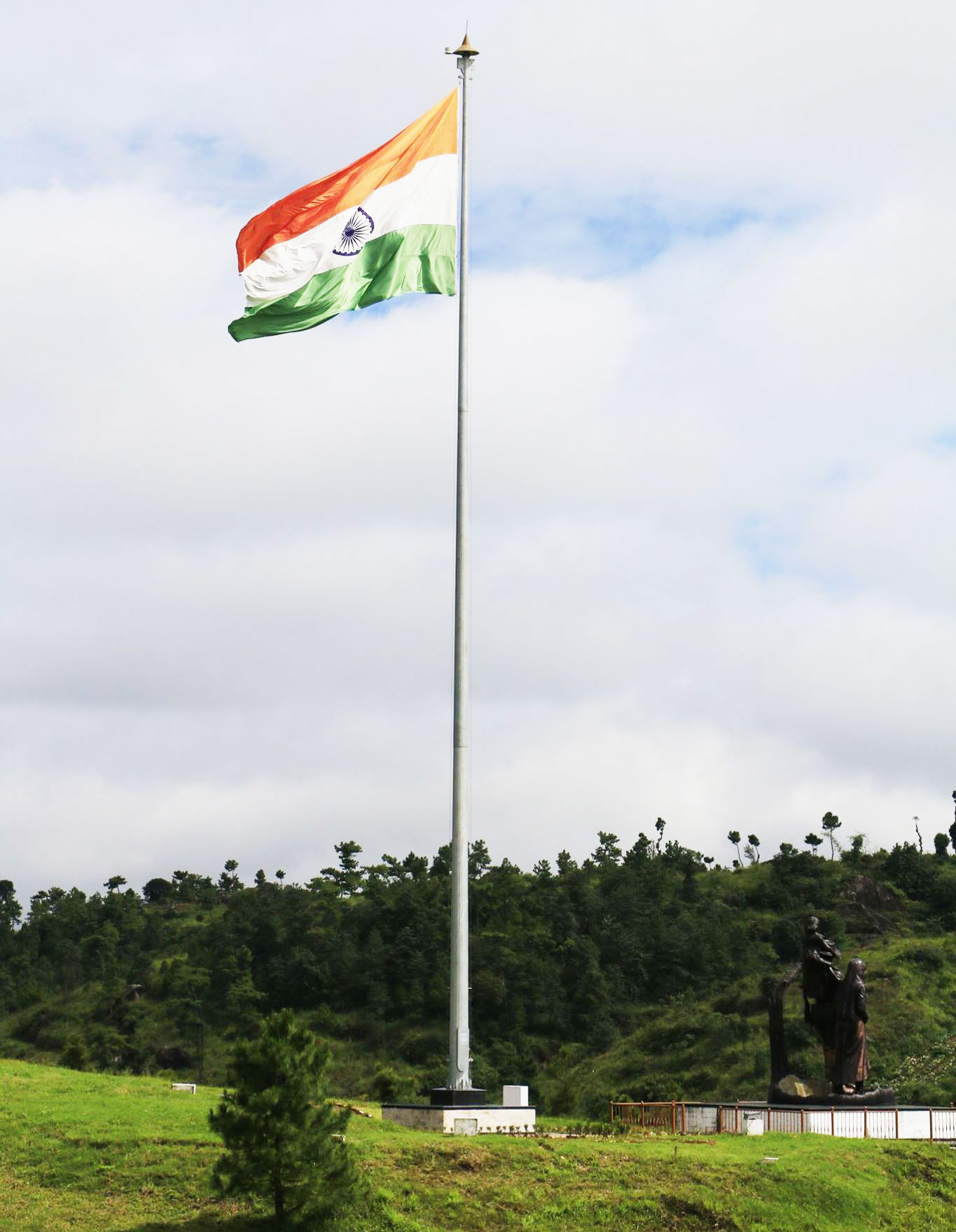 Nezone Flag Mast Pole