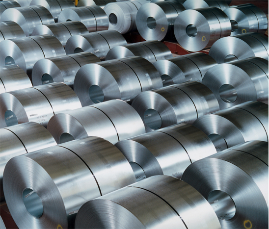 Nezone Cold Rolled Steel Strips