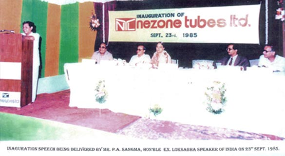 Nezone Chairman Message