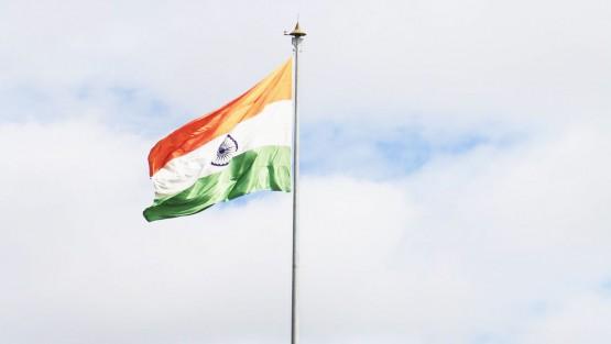 Nezone's tallest Flag Mast installed in Assam Rifles Headquarters, Shillong