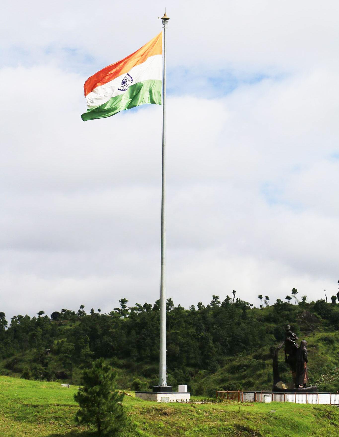 Nezone Flag Mast Pole